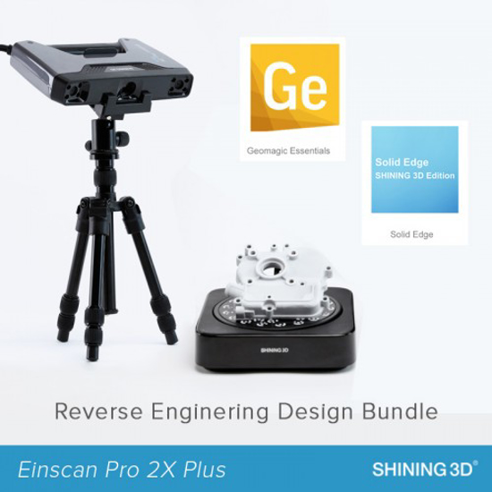 Picture of EinScan-Pro 2x Plus RED Bundle