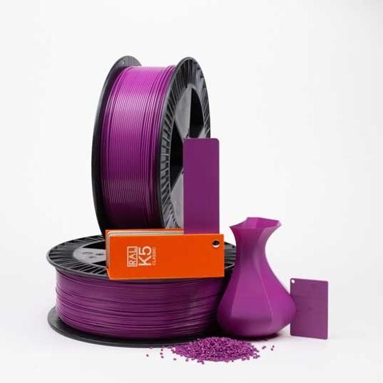 Снимка на Signal violet RAL 4008