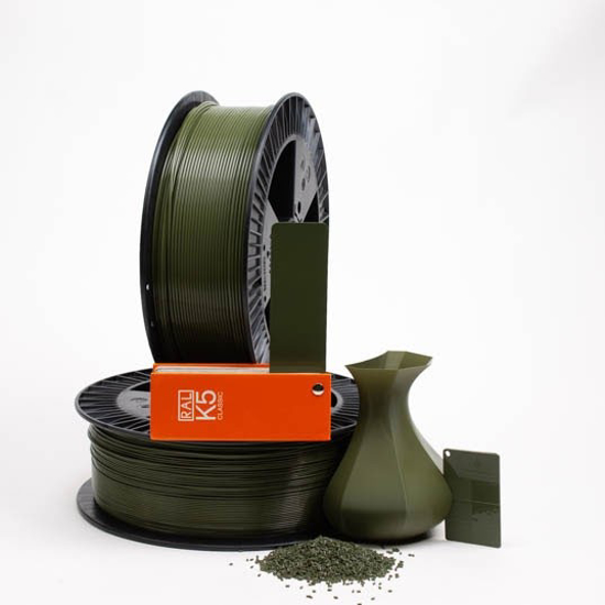 Picture of Olive green RAL 6003