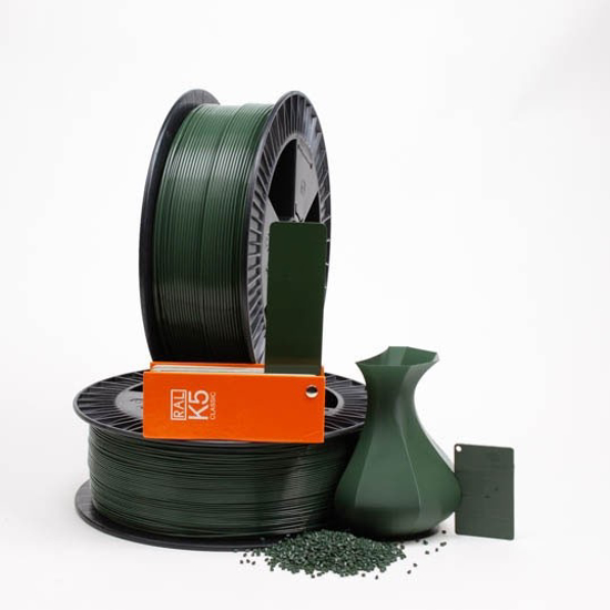 Picture of Chrome green RAL 6020