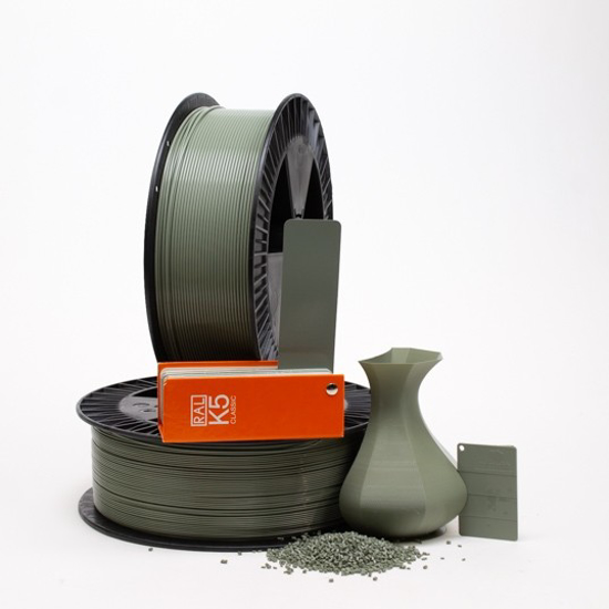 Picture of Cement grey RAL 7033